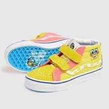 Vans Spongebob Sk8-mid,4 of 4