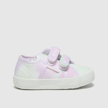 Superga Multi 2750 Tiedye 2v Girls Toddler