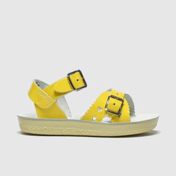 Salt-Water Yellow The Sweetheart Girls Toddler
