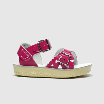 Salt-water Pink The Sweetheart Girls Toddler#