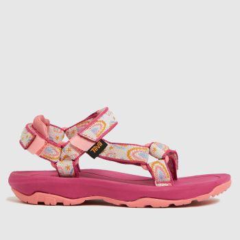Teva Pink Hurricane Xlt 2 Girls Toddler