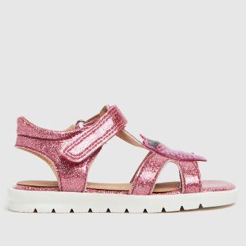 schuh Pink Treat Strawberry Girls Toddler