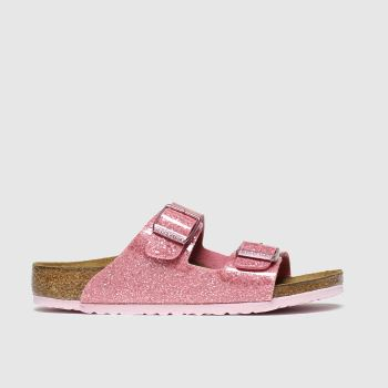 Birkenstock Pink Arizona Girls Junior