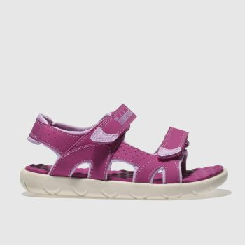 Timberland Pink Perkins Row Girls Junior