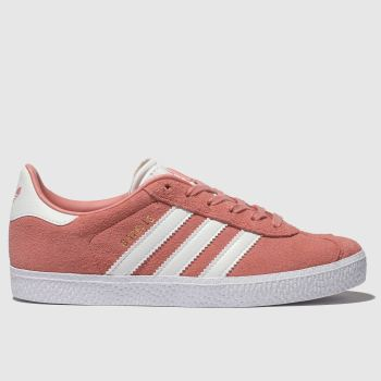 Adidas Coral Gazelle Girls Junior