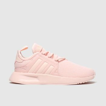 Adidas Pale Pink X_plr c2namevalue::Girls Junior