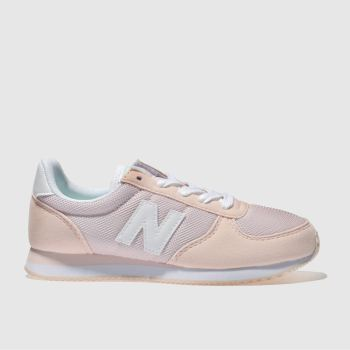 New Balance Pink 220 Girls Junior