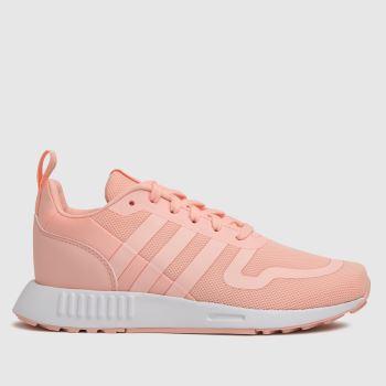 adidas Pale Pink Multix Girls Junior