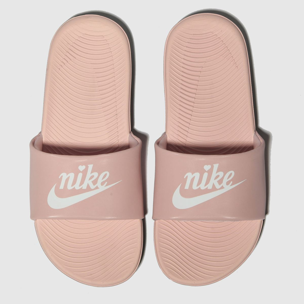cccf08c733a77 Nike Pale Pink Kawa Slide Trainers Junior - Schuh at Westquay - Shop Online