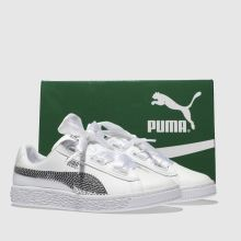 Puma basket heart bling 1