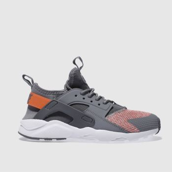 Nike Grey Huarache Run Ultra Girls Junior