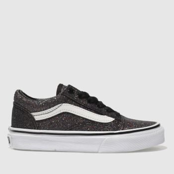 Vans Multi Old Skool Girls Junior