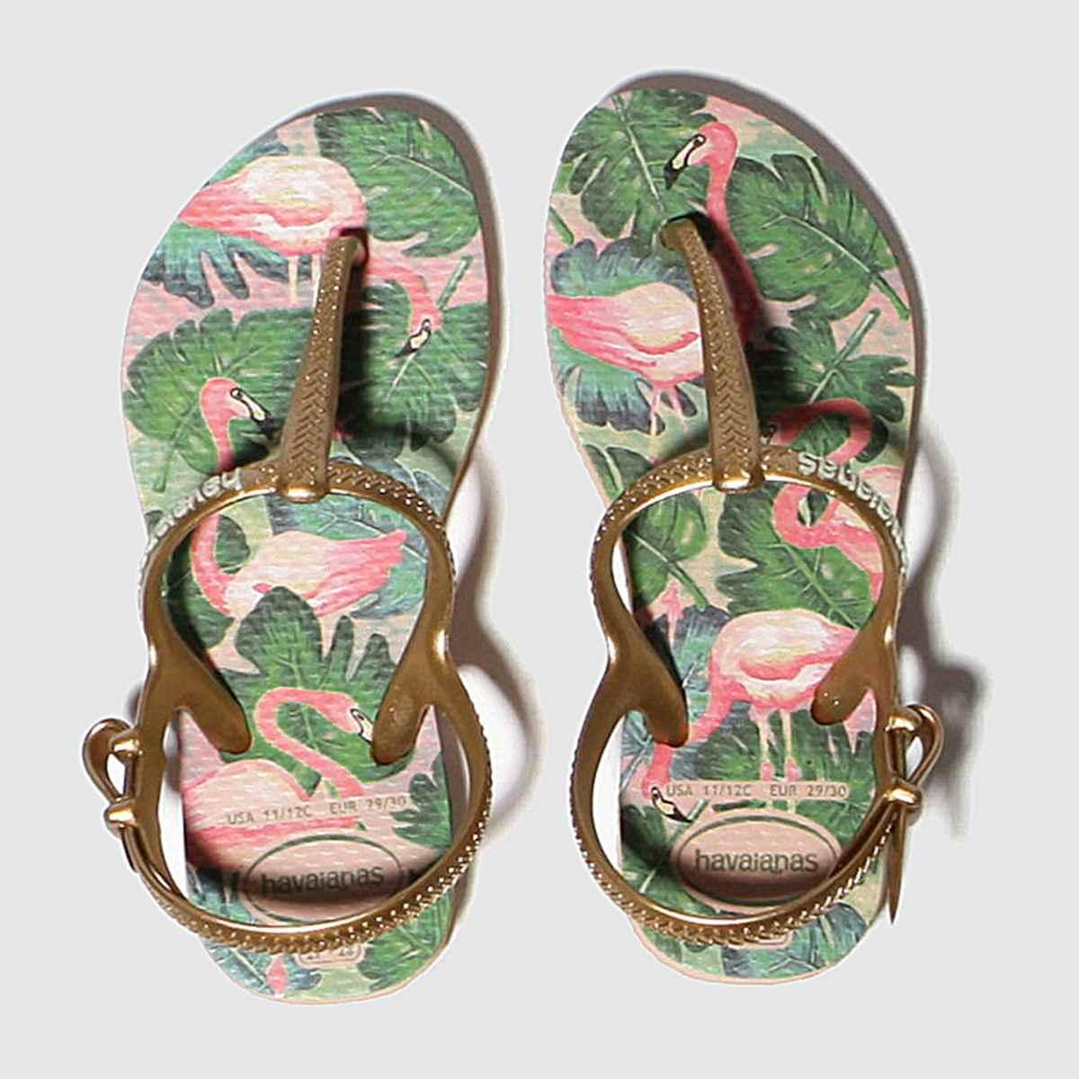 Havaianas Multi Freedom Print Sandals Junior