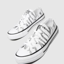 Converse All Star Zebra Lo 1