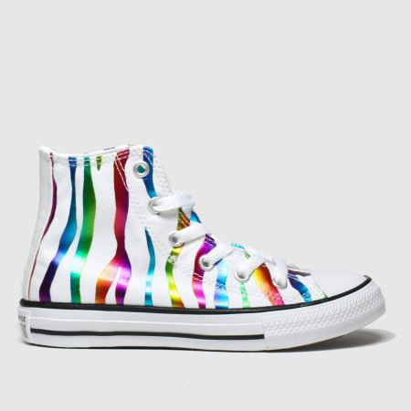 Converse All Star Zebra Hititle=