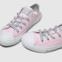 Converse All Star Sparkle Lace Lo 1