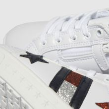 Tommy Hilfiger star lace up sneaker 1
