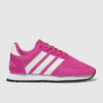 Adidas Pink N-5923 Girls Junior
