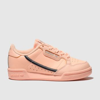 Adidas Peach Continental 80 Girls Junior