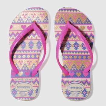 Havaianas Multi Slim Fashion Girls Junior
