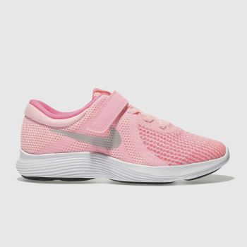 Nike Pink Revolution 4 Girls Junior