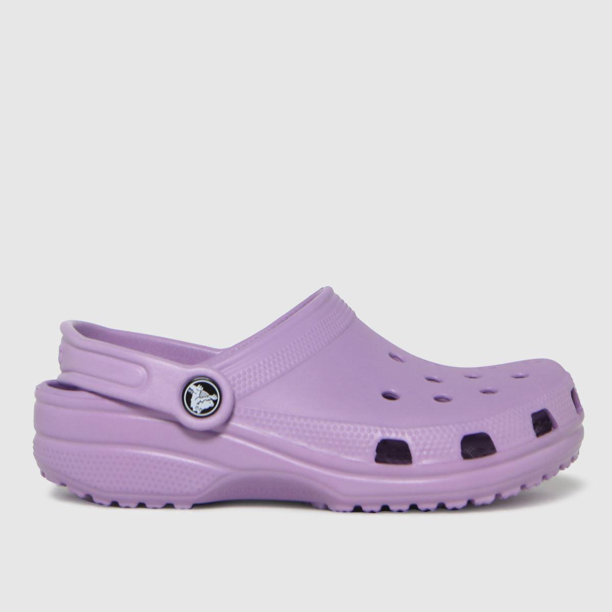 Crocs Lilac Classic Clog SANDAL Junior