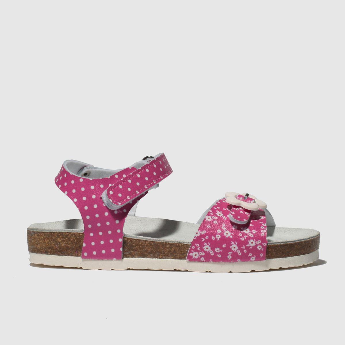 Lelli Kelly Pink Sonia Sandals Junior