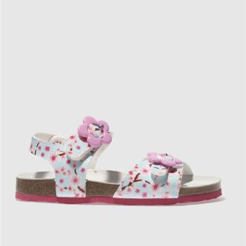 Lelli Kelly Blue Sonia Sandal Girls Junior