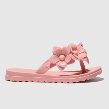 Zaxy Pink Fresh Floral Girls Junior