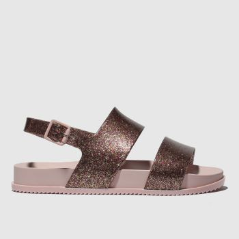 Melissa Bronze Kids Cosmic Sandal Girls Junior