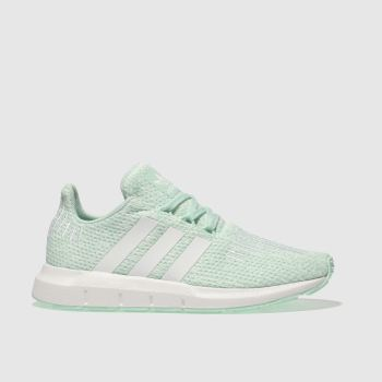 Adidas Green Swift Run Girls Junior