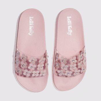 LELLI KELLY PINK DAIANA TRAINERS JUNIOR