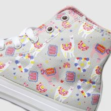 Converse All Star Hi Llama Love 1
