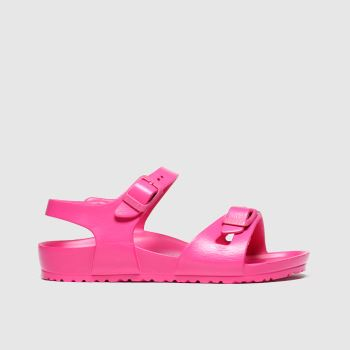 BIRKENSTOCK Pink Rio Eva Girls Junior