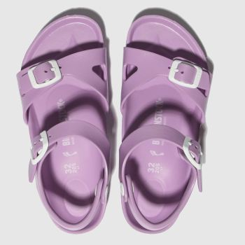 Birkenstock Lilac Rio Eva Girls Junior