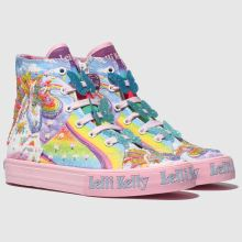 Lelli Kelly Hi Top Trainer 1