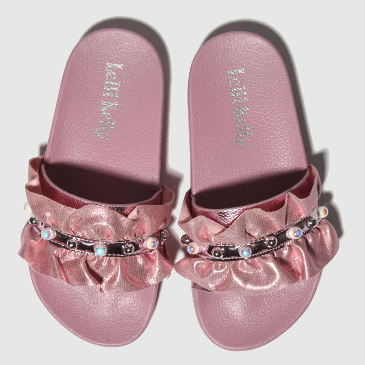 Lelli Kelly Pink Katia Sandals Junior