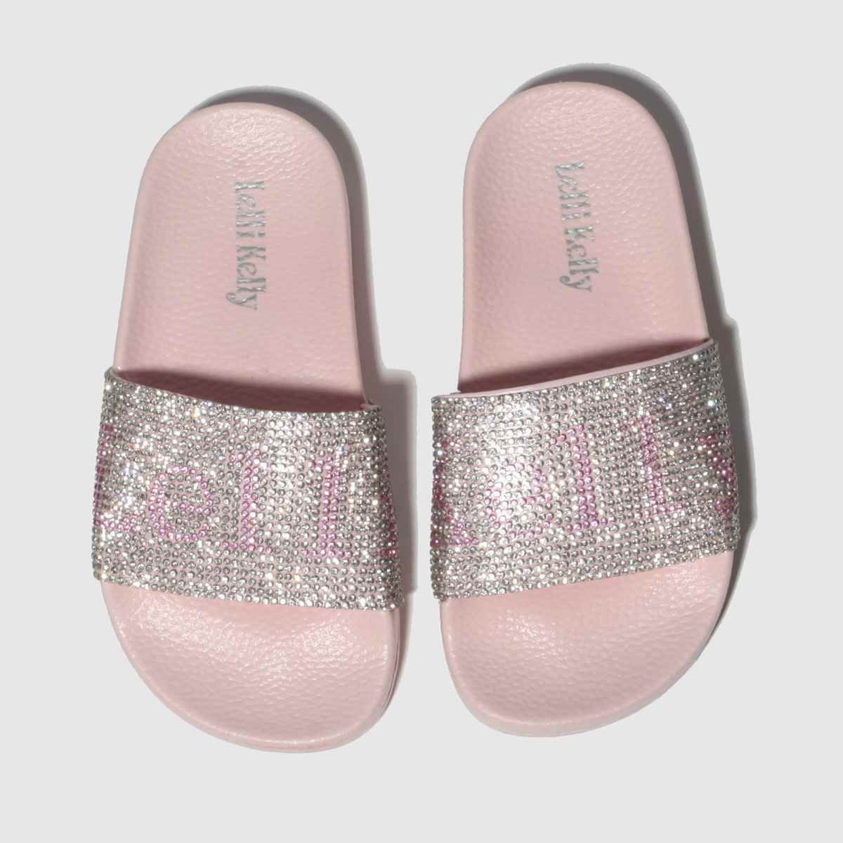 Lelli Kelly Pink Irene Sandals Junior