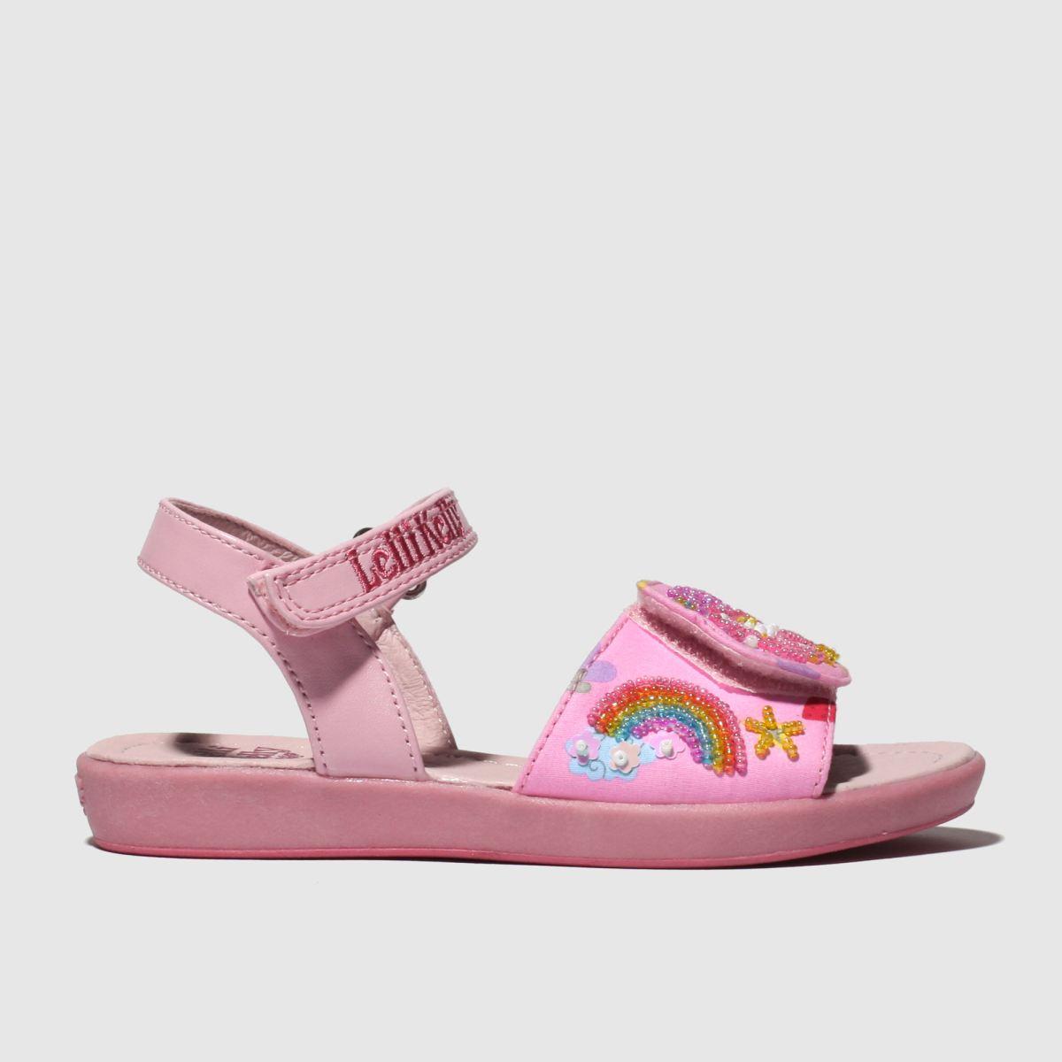Lelli Kelly Pink Unicorn Sandals Junior