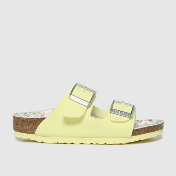 BIRKENSTOCK Lemon Arizona Vegan Girls Junior