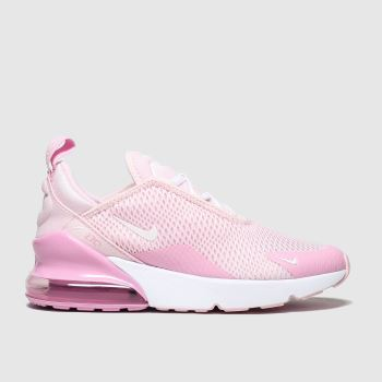 Nike Pink Air Max 270 Girls Junior