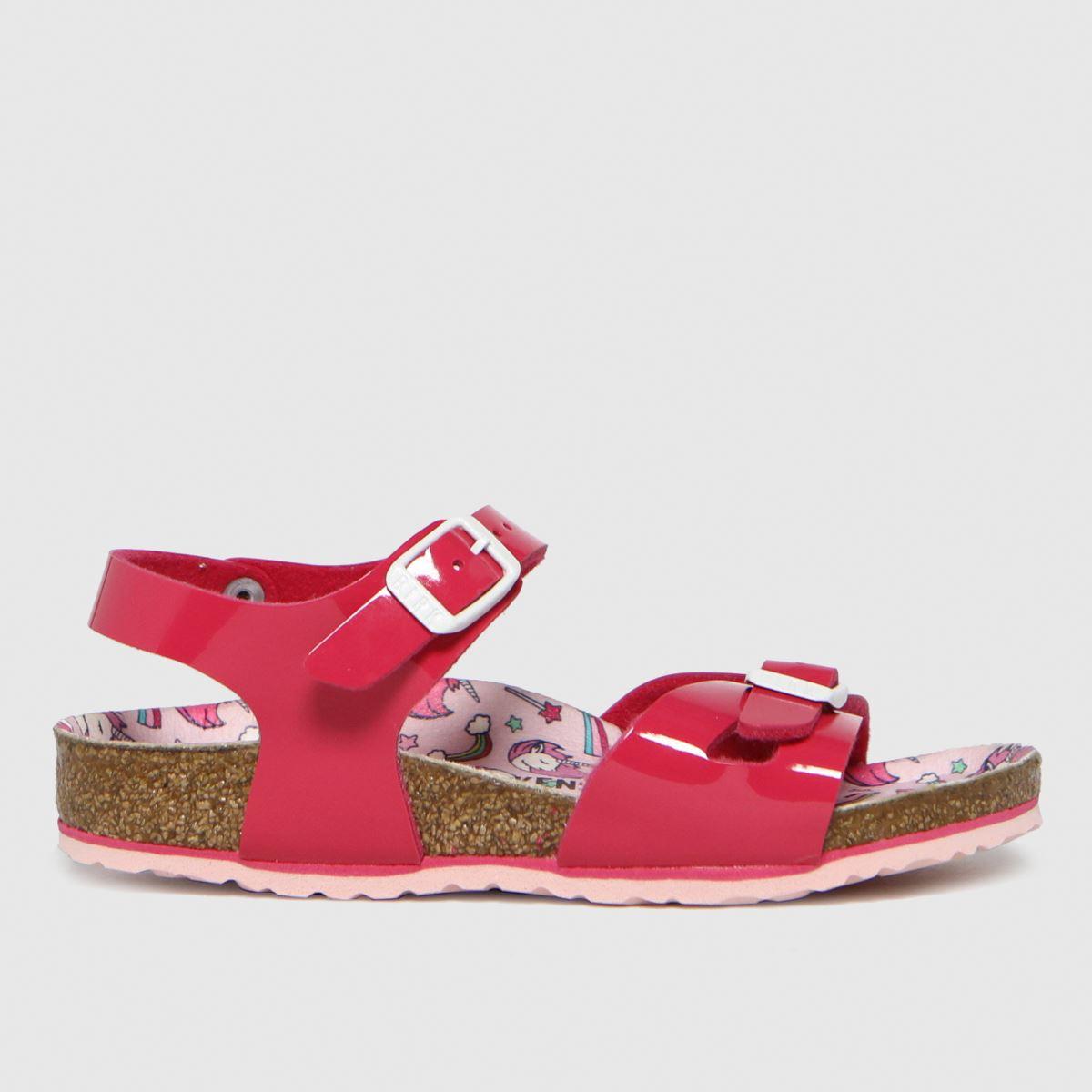BIRKENSTOCK Pink Rio SANDAL Junior