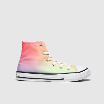 Converse Multi Ctas Hi Girls Junior