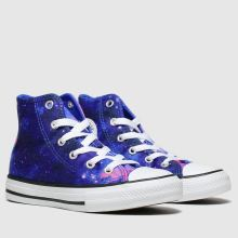 Converse all star hi miss galaxy 1