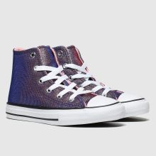 Converse All Star Hi Space Star 1