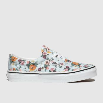 Vans Light Blue Era Girls Junior