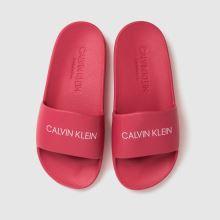 CALVIN KLEIN Slides 1