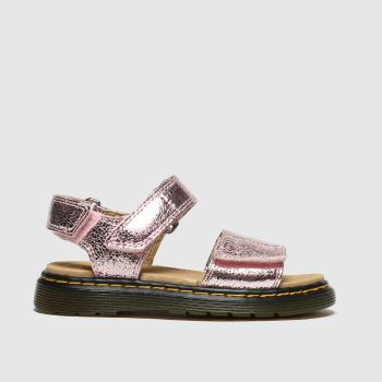 Dr Martens Pink Romi c2namevalue::Girls Junior