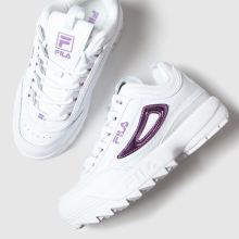 Fila distuptor ii metallic 1
