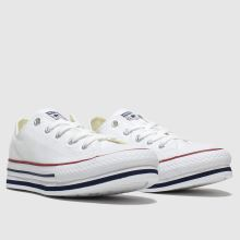 Converse All Star Lo Platform Eva 1